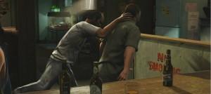 Разборки в баре