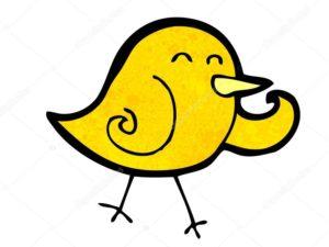 Птица-огорчение